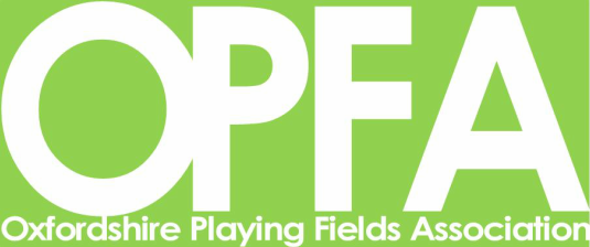Oxfordshire Playing Fields Association